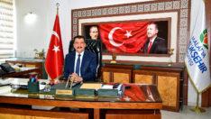 Başkan Gürkan'ın 10 Ocak Gazeteciler Günü Mesajı