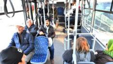 İZTAŞIT ilk iki haftada 113 bin yolcu taşıdı