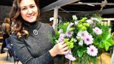 Çiçekçilik kursunun ünü İzmir sınırlarını aştı