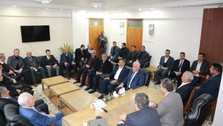Başkan Kılınç, İl Genel Meclisi Şubat Ayı Toplantısına Katıldı