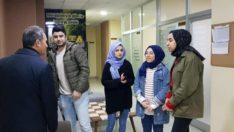 Başkan Kılınç, İstiklal Caddesi Esnafını Ziyaret Etti