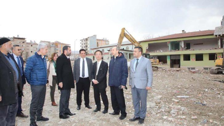 Elazığ'ın geleceğine mega yatırım altyapı sorunu çözülüyor