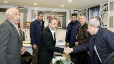 Başkan Kılınç, Vatandaşları ve STK Temsilcilerini Ağırladı