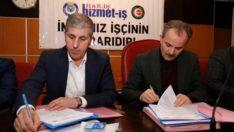 Adıyaman Belediyesi'nde Toplu İş Sözleşmesi İmzalandı