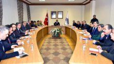 Afet Koordinasyon ve Değerlendirme Toplantısı Düzenlendi
