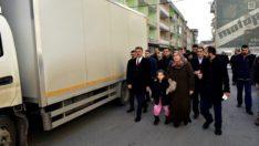 Vali Baruş Yeşilyurt İlçe Muhtarlarıyla Deprem Bilgilendirme Toplantısı Düzenledi