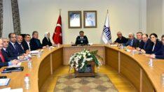 Deprem Değerlendirme Toplantısı Düzenlendi