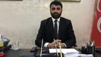 MHP Malatya İl Başkanı Mesut Samanlı