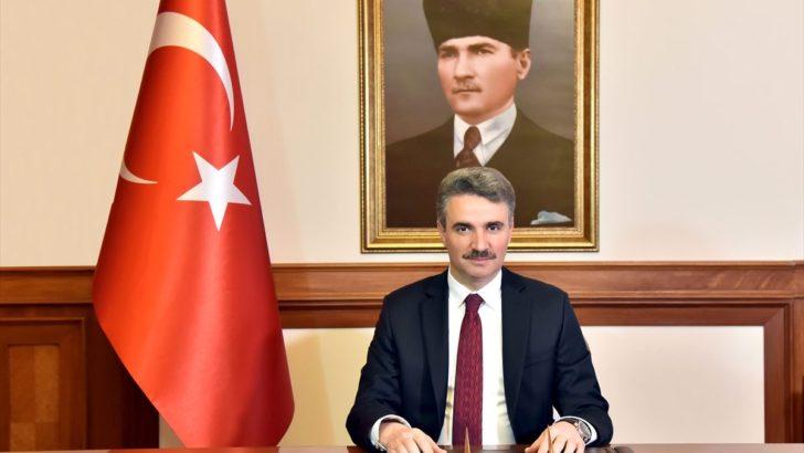 """Sayın Valimizin """"13 Şubat Atatürk'ün Malatya'ya Gelişi"""" Kutlama Mesajları"""