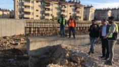 Başkan Kılınç, Köprülü Kavşak Çalışmalarını İnceledi