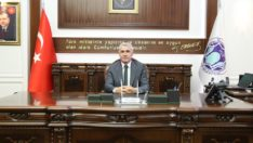 Başkan Güder'den İstiklal Marşı';nın Kabulü Ve Mehmet Akif Ersoy'u Anma Günü Mesajı