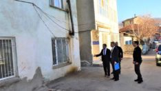 Vali Baruş, Fırat, Çöşnük, Yıldıztepe, Tandoğan ve Göztepe Mahallelerini Ziyaret Etti