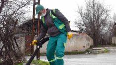 Büyükşehir Belediyesi ilaçlama çalışmalarına ağırlık veriyor