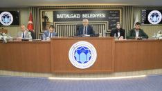BATTALGAZİ MECLİSİ'NDEN 'BAHAR KALKANI HAREKATI'NA TAM DESTEK