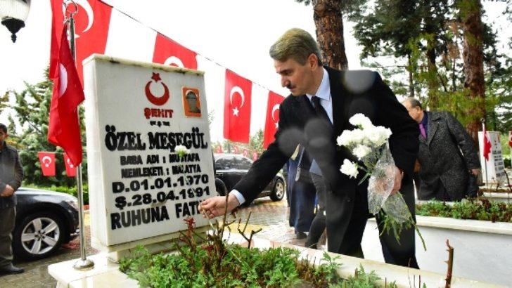 18 Mart Şehitleri Anma Günü ve Çanakkale Zaferi'nin 105. yıldönümü