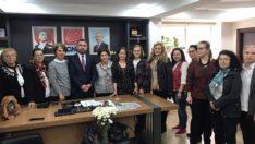 CHP Kadın Kollarında Yeni Dönem Başladı