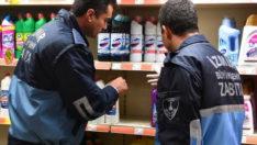 İzmir'de zabıtadan fahiş fiyat denetimi
