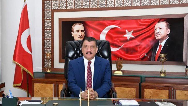 Başkan Gürkan Polis Haftası dolayısıyla bir mesaj yayımladı
