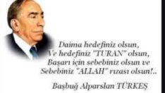 Türkün en önemli vasfı teşkilâtçılığıdır.Mekanın Cennet olsun