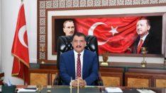 Başkan Gürkan'dan berat kandili mesajı