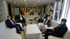 Başkan Kılınç, STK Temsilcileriyle Bir Araya Gelerek Pandemi Süreci ve Sonrasını Değerlendirdi