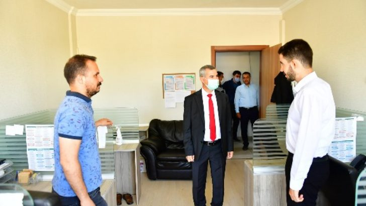 """""""Personellerimizin Özverisi ve Gayreti Takdire Şayandır"""""""
