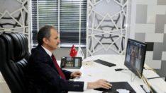 Başkan Kılınç, Altyapı Sorunlarını Bakan Karaismailoğlu'na Aktardı