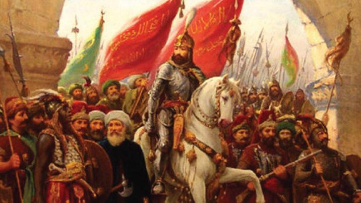 FATİH SULTAN MEHMET 1453 İSTANBUL'U TÜRKLER TARAFINDAN FETİHİ