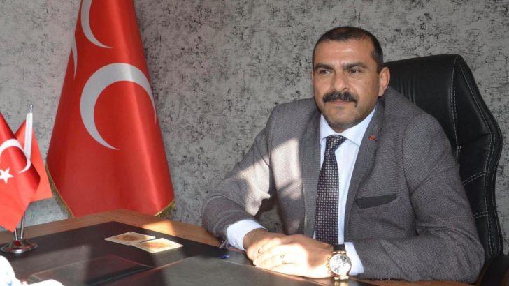 Başkan ,İlhan'dan 19 Mayıs Atatürk'ü Anma, Gençlik ve Spor Bayramı mesajı