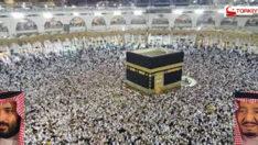(Ka'be'n)in Rabbine kulluk Edin Müsluman kılıklı Siyonistlere değil Cumamız Mübarek Olsun Olsun