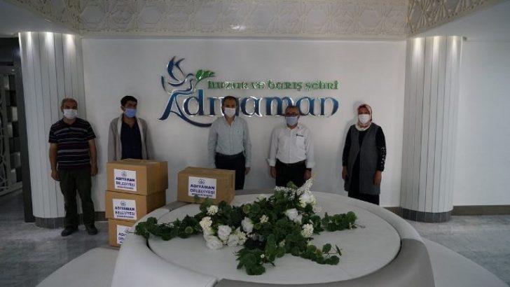Adıyaman Belediyesi'nden, Çölyak Hastalarına Gıda Yardımı