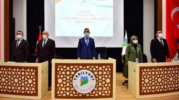 Yeşilyurt Belediye Meclisi, Normalleşme Süreciyle Birlikte Toplantılarına Başladı