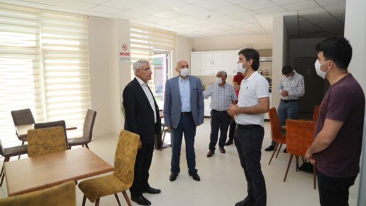 Battalgazi Belediyesi Engelsiz Yaşam Merkezi Tedbirlerle Açılıyor