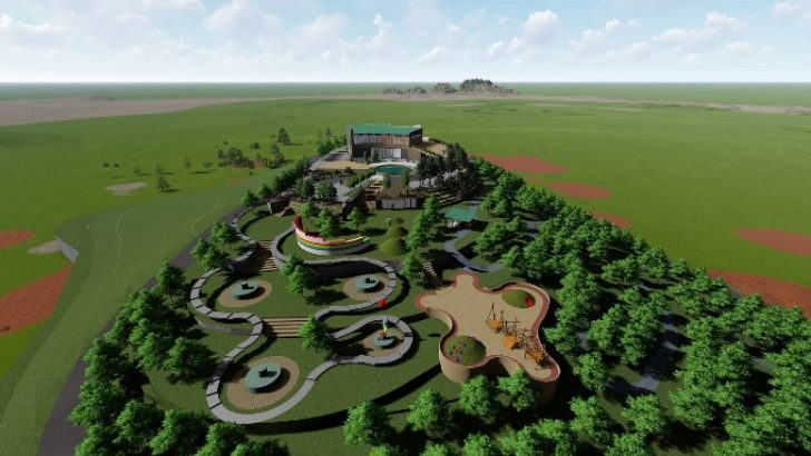 """""""Yeşilyurt'umuzun Turizm Potansiyelini Artıracak Özel Bir Proje"""""""