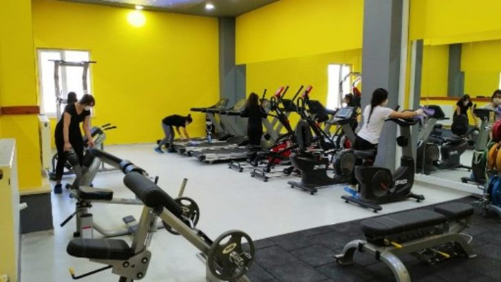 Adıyaman Belediyesi Spor Kompleksleri Sporsever İçin Hazırlanıyor
