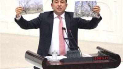 """AĞBABA, """"TARSİM SİSTEMİ ÇÖKÜYOR"""""""