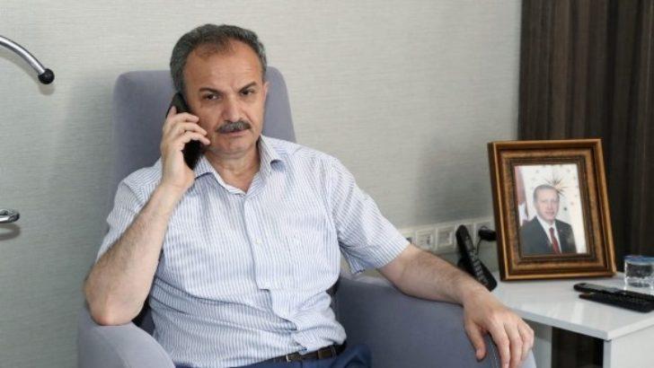 Başkan Kılınç, TRT GAP Radyosu'nda 'Online Eğitim Kampı' Hakkında Bilgi Verdi