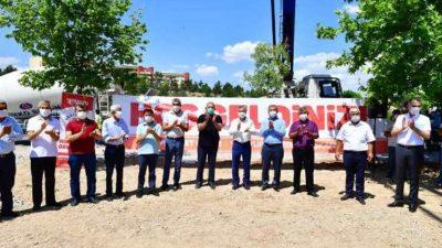"""""""Yeşiltepe'nin Çehresini Değiştirecek Dev Bir Yatırım"""""""