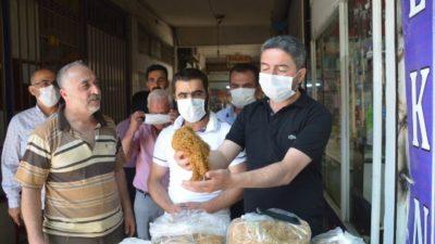 Cumhuriyet Halk Partisi (CHP) Malatya İl Başkanı Enver Kiraz'ın tütüncü esnafına yaptığı ziyaretteki basın açıklaması metni