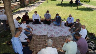 Başkan Kılınç, Fatih Mahallesi Sakinleriyle Bir Araya Geldi