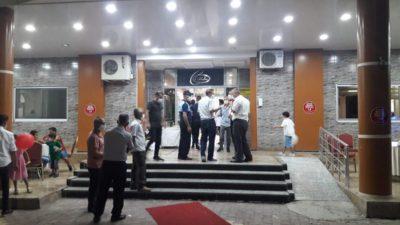 Adıyaman'da Düğün Salonlarına Koronavirüs Denetimi