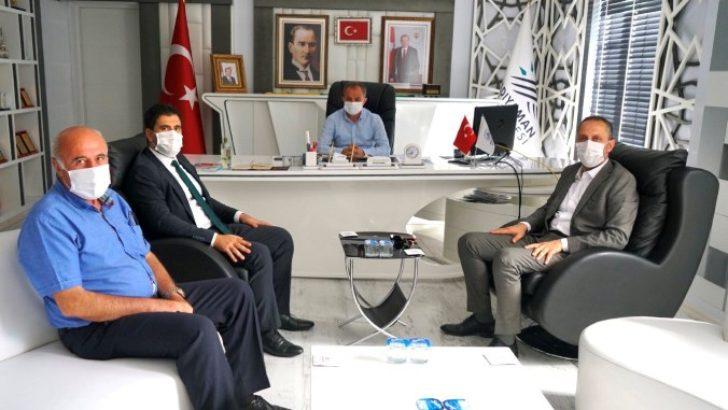 Kütüphaneler ve Yayınlar Genel Müdürü'nden Başkan Kılınç'a Ziyaret