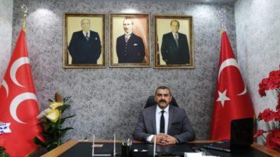 MHP Battalgazi İlçe Başkanı İlhan İlhandan 3 Aralık Dünya Engelliler günü Mesajı