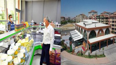 """""""Yeşil Gıda Marketlerimiz, Hizmet Sektörüne Farklı Bir Bakış Açısı Kazandırdı"""""""