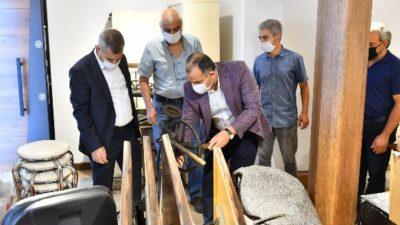 """""""Tekstil Müzemiz, Dokumacılık Mesleğinin Önemini Ortaya Çıkartacak"""""""