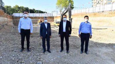 """""""Yeni Hizmet Binası ve Millet Bahçesi, Malatya'nın Gözde Mekânlarından Olacak"""""""