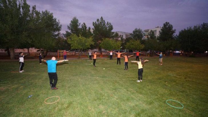 Adıyaman Belediyesi'nden Vatandaşa Bilinçli Spor Olanağı