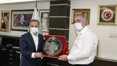 Başkan Kılınç'tan İlçe ve Beldelere Ziyaret