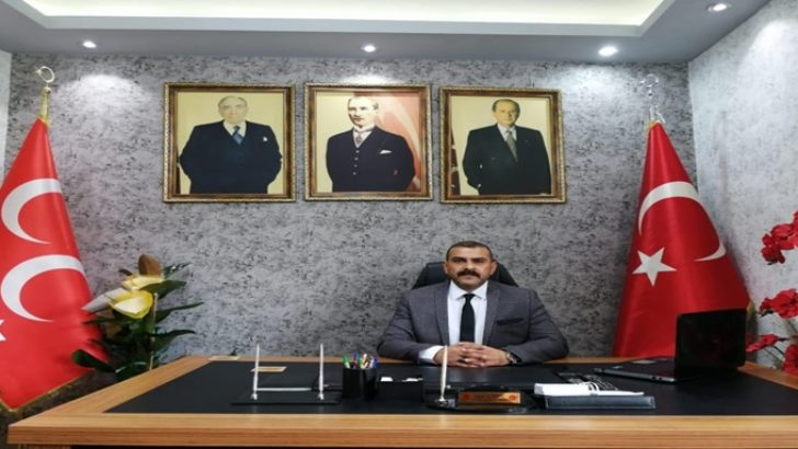 MHP Battalgazi İlçe Başkanı İlhan İlhan'nın Mevlid kandili mesajı