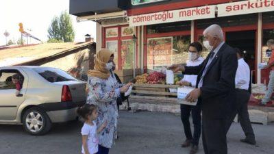 ARAPGİR'DE KORONA DENETİMLERİ SÜRÜYOR